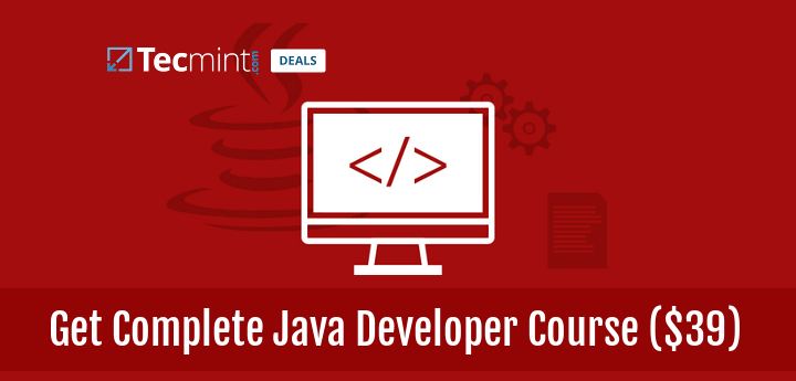 Learn Java Developer Course