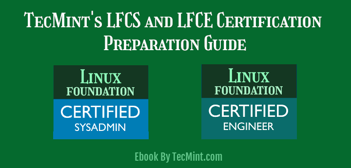 Linux Foundation's LFCS and LFCE Certification Book