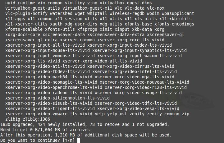 Linux Mint 18 Upgrade Summary