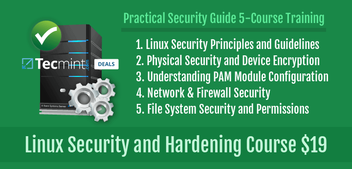 Linux Security and Hardening Course