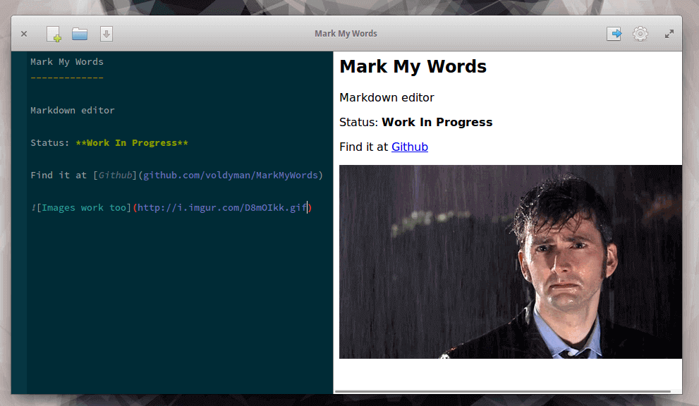 MarkMyWords Markdown Editor for-Linux