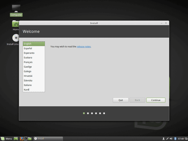 How to Install Linux Mint 18 Alongside Windows 10 or 8 in