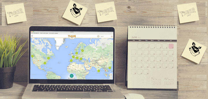 TigerVPN Full Lifetime Subscription