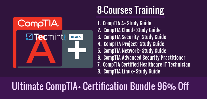 Deal: Get IT Certification Exams with Ultimate CompTIA+ ...