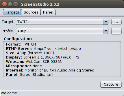 Screenstudio for Linux