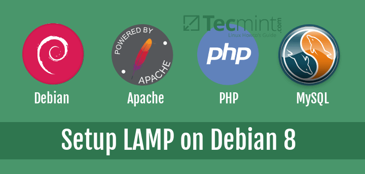 Install and Setup LAMP on Debian 8