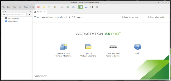 Install VMWare Workstation in Linux
