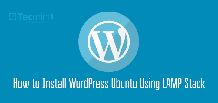 Install WordPress in Ubuntu