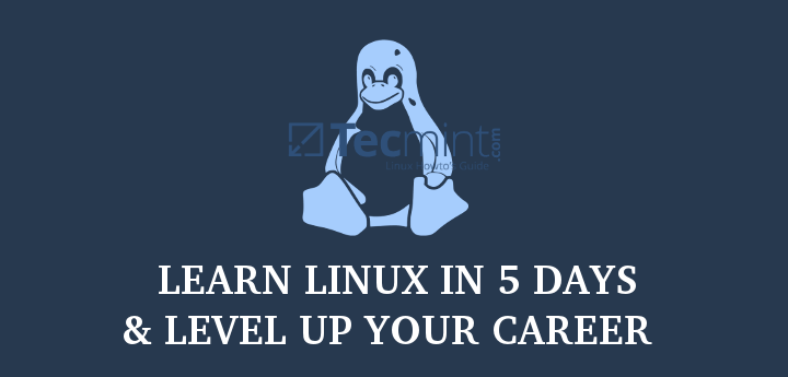 Learn Linux Course in 5 Days