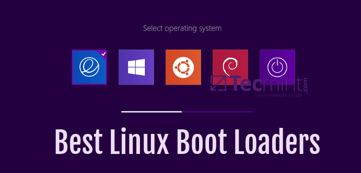 4 Best Linux Boot Loaders