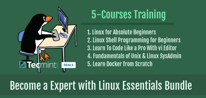 Become a Expert with Linux Essentials Bundle