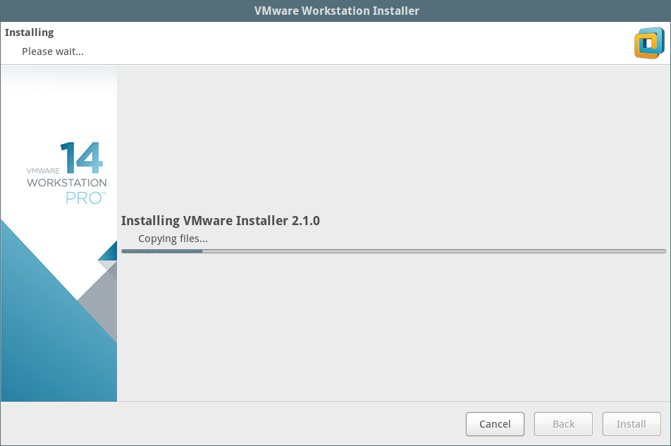 vmware workstation 12.5 linux download