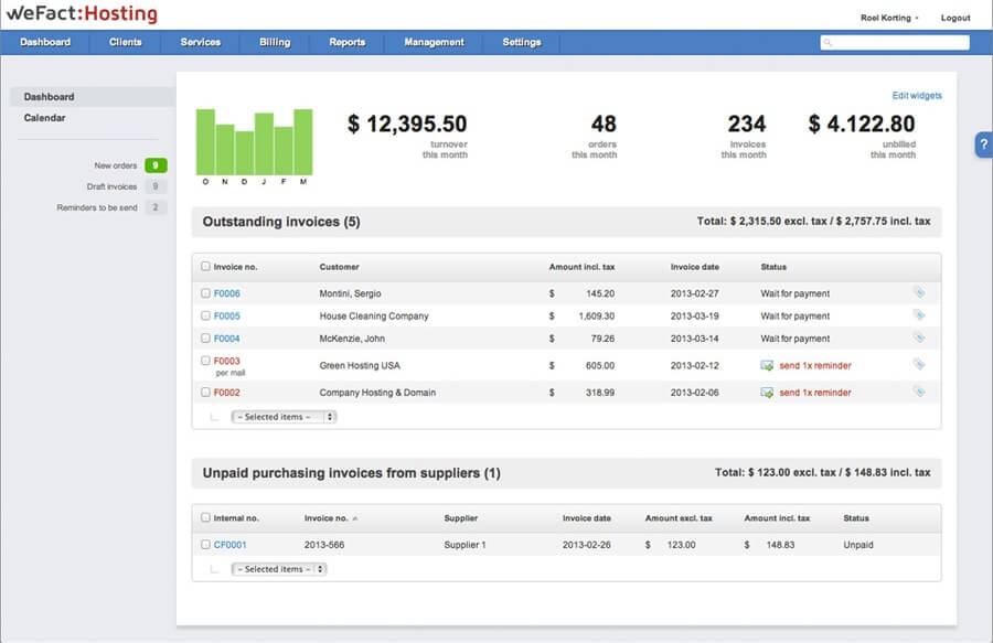 Open SourceCommercial Billing Platforms For Hosting Providers - Invoice software linux ubuntu