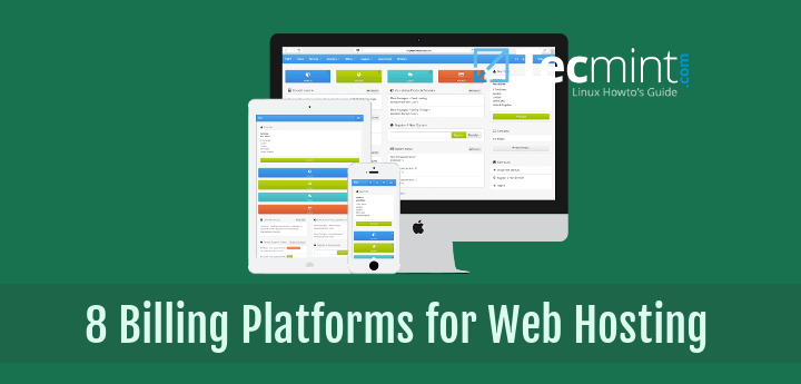 8 Billing Platforms for Hosting Providers