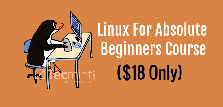 Linux For Absolute Beginners Course
