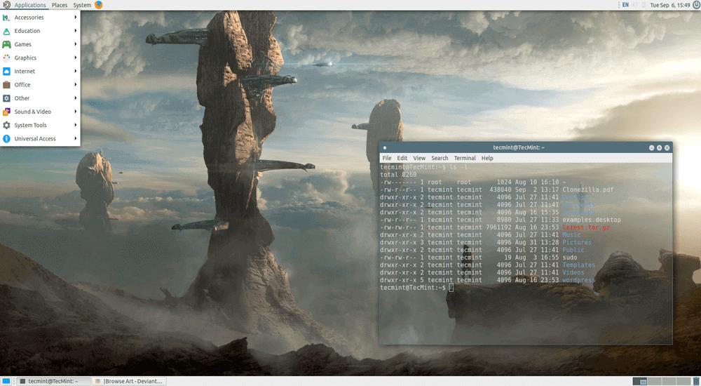 Running Mate Desktop in Ubuntu 16.04