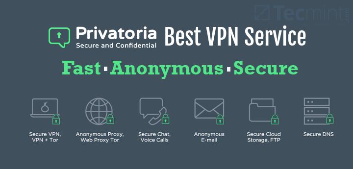 Privatoria VPN Subscription