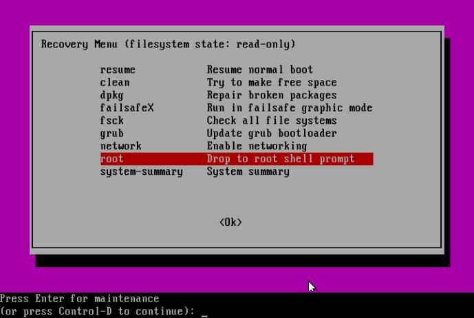 Ubuntu Maintenance