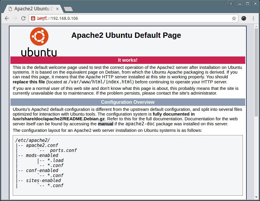 how to run php on ubuntu