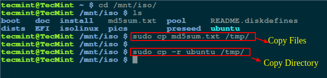 Linux Copy File Command [ cp Command Examples ]