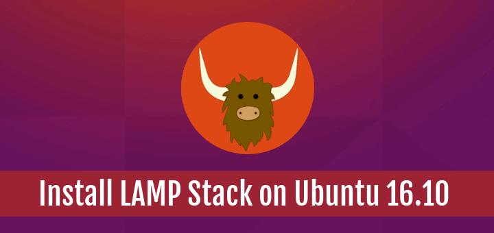 how to set up lamp on ubuntu