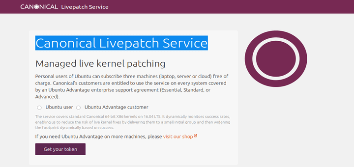 Install Security Kernel Live Patches in Ubuntu Linux