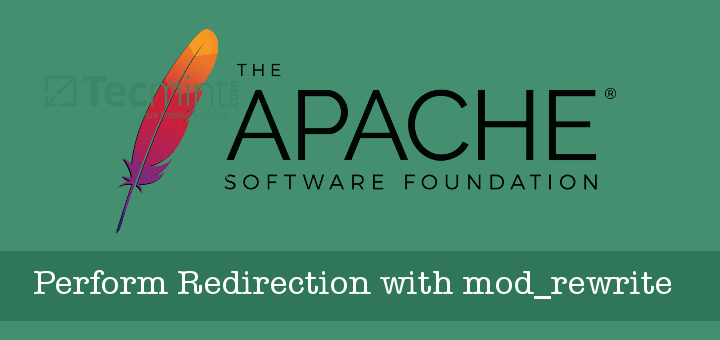 Perform Internal Redirection with mod_rewrite in Apache