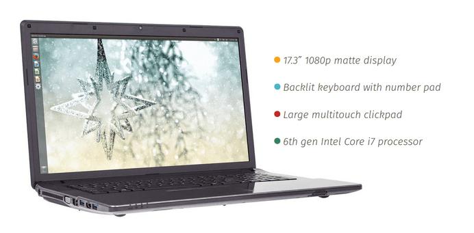 Kudu Linux Laptop