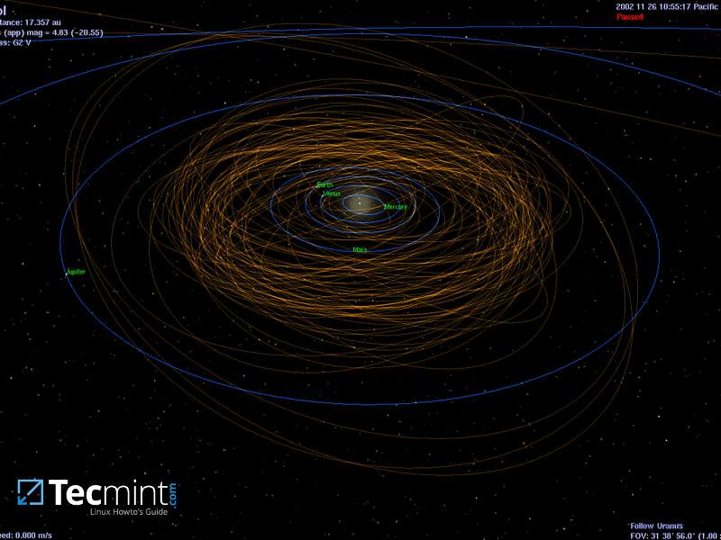 Celestia - Explore Our Universe