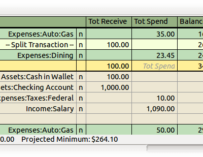GnuCash - Financial Accounting Software