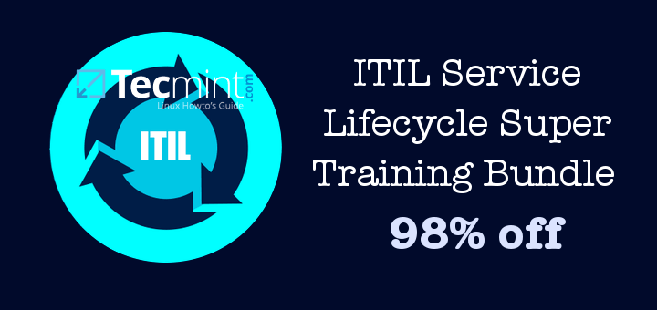 ITIL V3 Foundation Certification Training