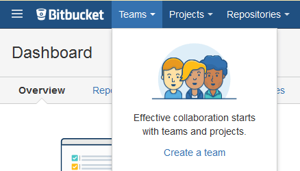 Explore Bitbucket Features