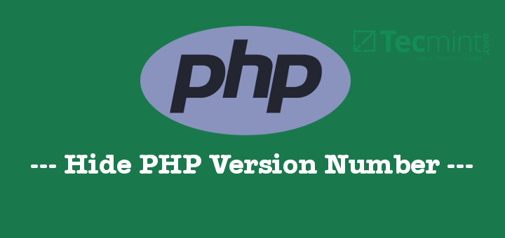 Hide PHP Version Number
