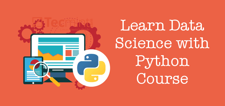 Learn Data Science with Python CourseLearn Data Science with Python Course