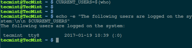 perl assign system output to variable