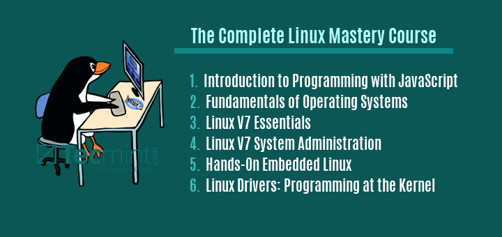 Complete Linux Mastery Course