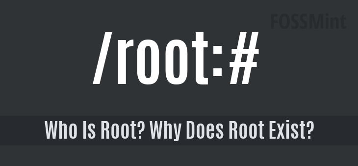 Who Is Linux Root