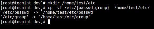 Copy Password Files