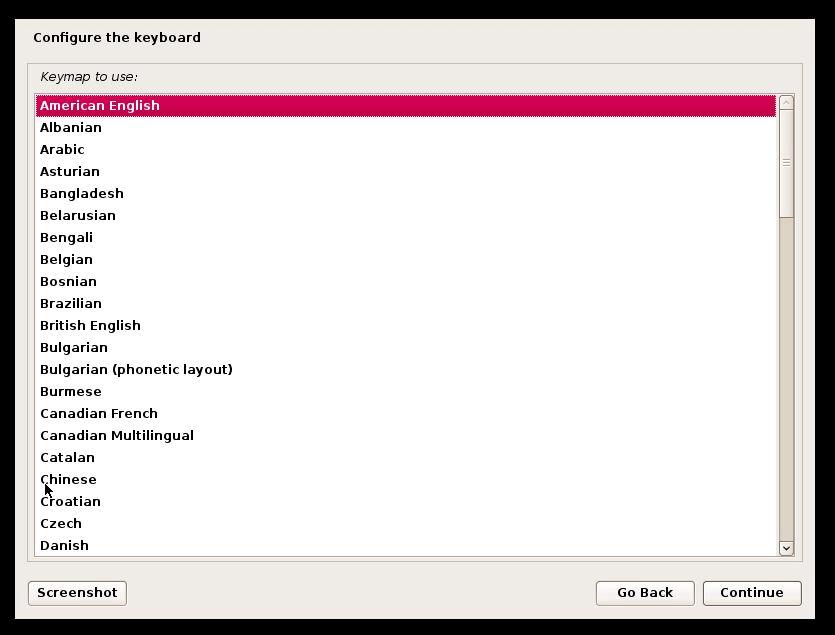 Devuan Keyboard Configuration