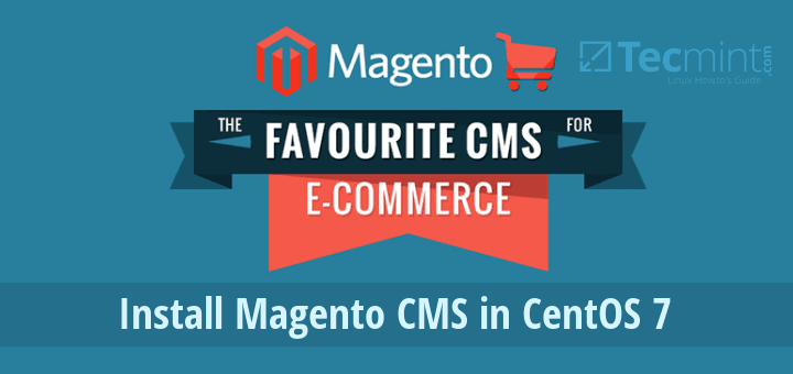 Install Magento in CentOS 7