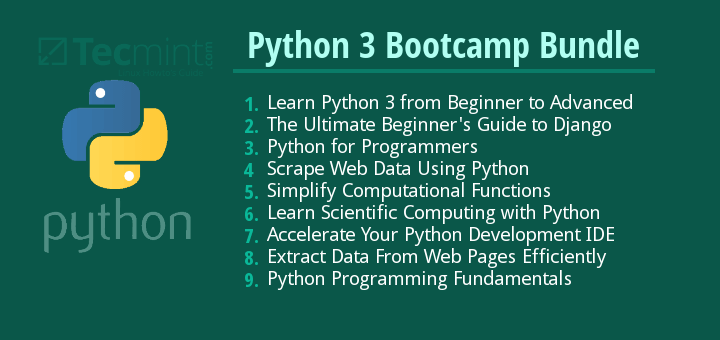 Learn Python 3 Course