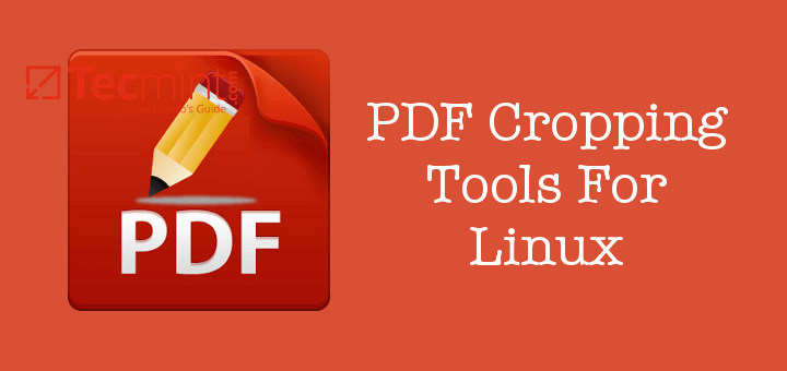 PDF Cropping Tools for Linux