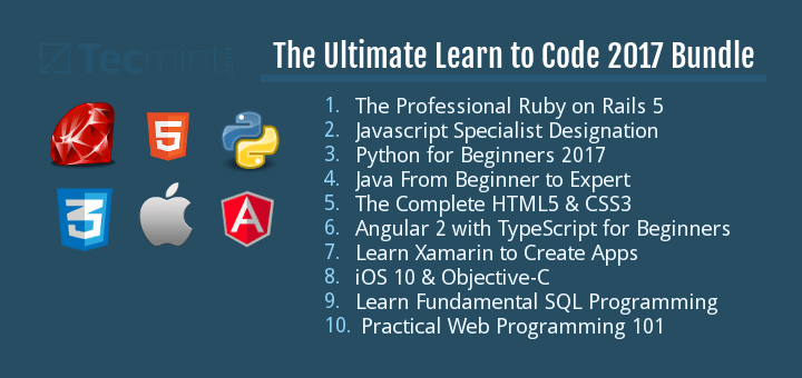 Learn to Code 2017 Bundle