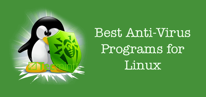 Free Anti-Virus Programs for Linux