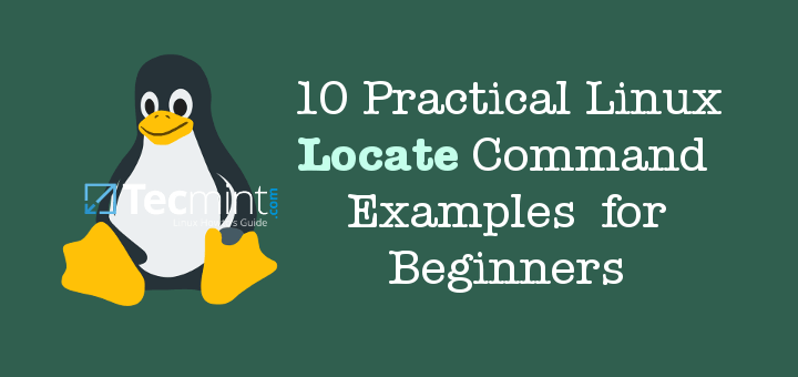 Linux Locate Command Examples