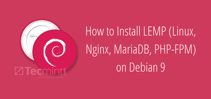 Install Nginx on Debian 9