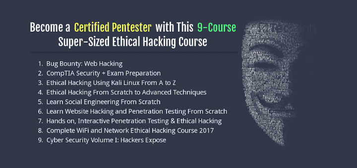Become A Certified Pentester with Ethical Hacking