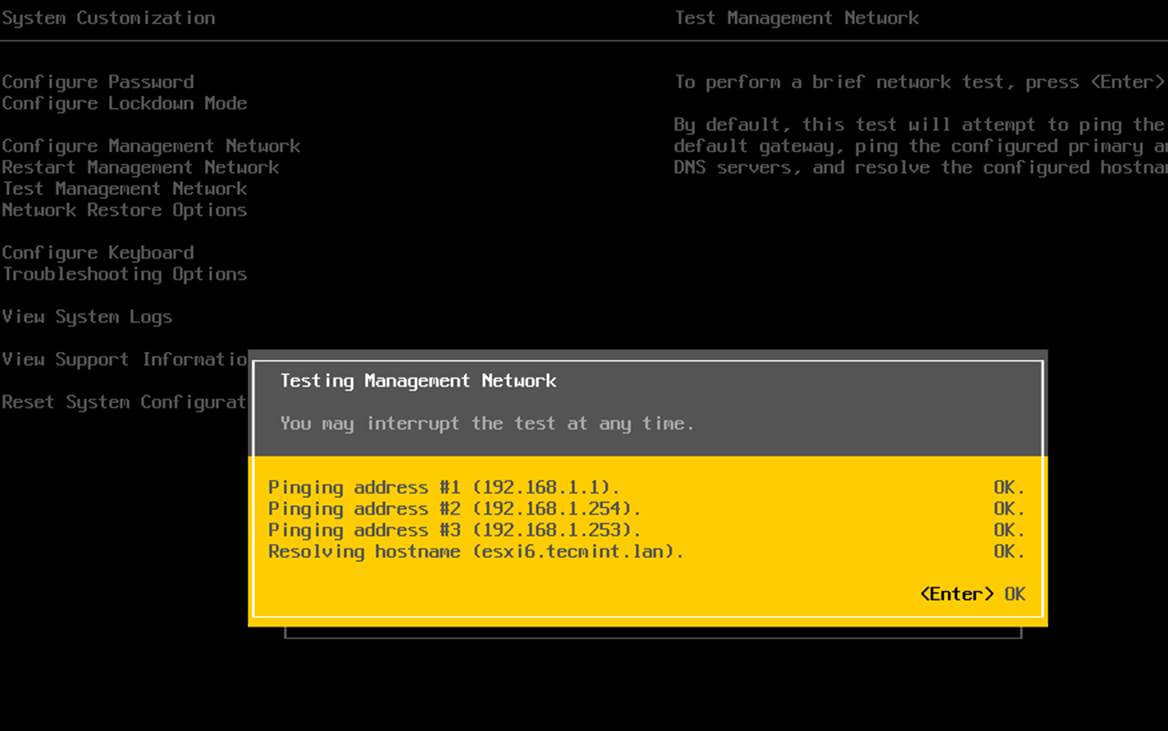 Confirm Samba DNS IP