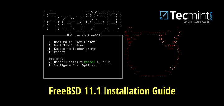 FreeBSD Installation Guide