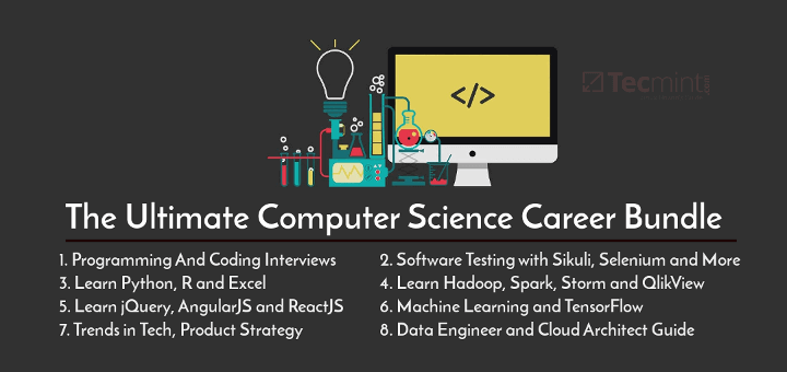 Learn computer science with this 8 course career bundle fandeluxe Images